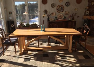 Assorted Custom Furniture Designed and Built by Ian Pattison