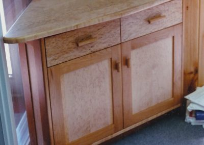 Assorted Custom Cabinetry Designed and Built by Ian Pattison