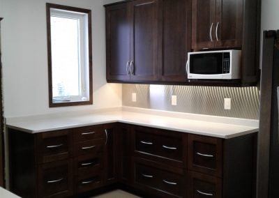 Kitchen Cabinetry Designed and Built by Ian Pattison
